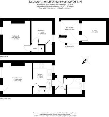 property for rent batchworth hill rickmansworth wd3. Black Bedroom Furniture Sets. Home Design Ideas